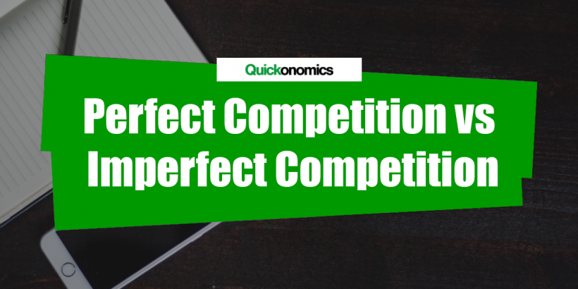perfect competition vs imperfect competition