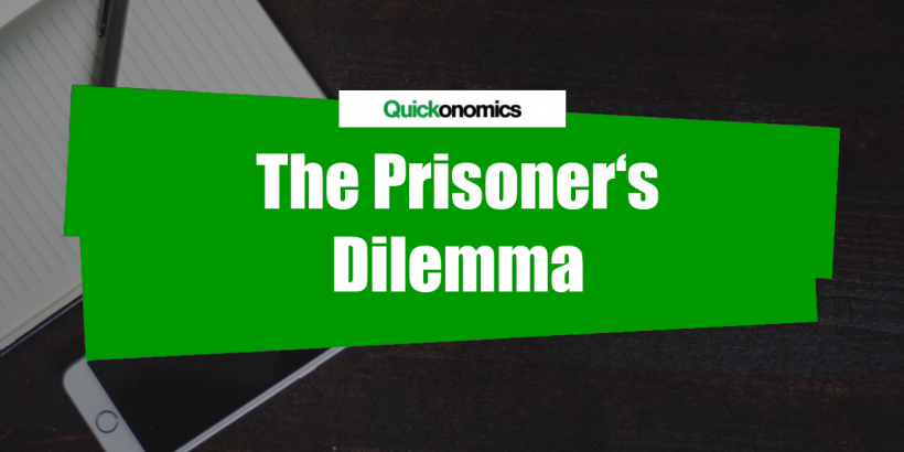 prisoner's dilemma Video created by ludwig-maximilians-universität münchen (lmu) for the course competitive strategy in this module, we introduce the basic concepts of game theory and use strategic games to.