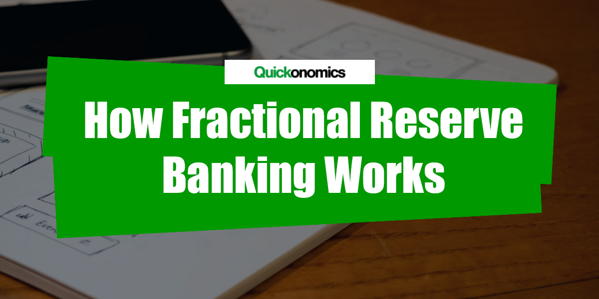 fractional reserve banking Fractional-reserve banking (or frb) is a banking regime in which banks accept base money from customers in return for demand claims on the same amount, without maintaining enough reserves of.