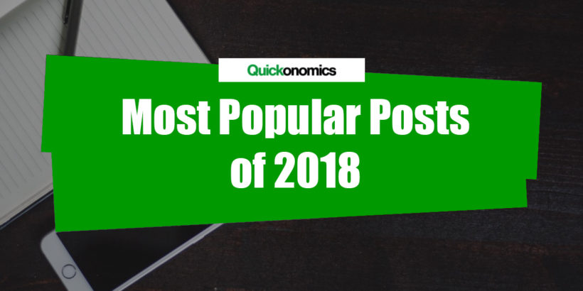 Most Popular Posts of 2018