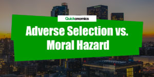 Difference between Adverse Selection and Moral Hazard